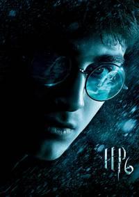 Постер Гарри Поттер и Принц-полукровка