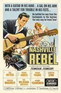 Постер Nashville Rebel