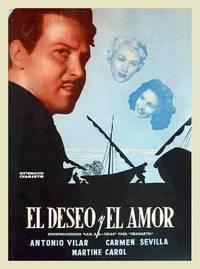Постер Любовь и желание