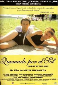 Постер Утомленные солнцем