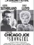 """Постер из фильма """"Чикаго Джо и стриптизерша"""" - 1"""