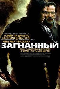 Постер Загнанный