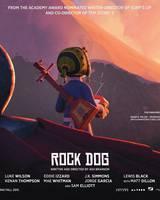 """Постер из фильма """"Рок Дог"""" - 4"""