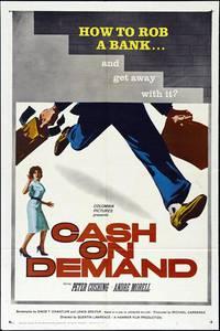 Постер Cash on Demand
