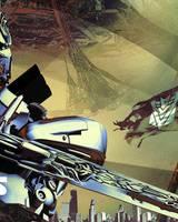 """Постер из фильма """"Трансформеры5 (Трансформеры: Последний рыцарь)"""" - 3"""