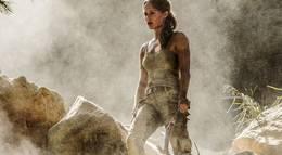 """Кадр из фильма """"Tomb Raider: Лара Крофт"""" - 1"""