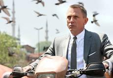 Съемки нового фильма о Джеймсе Бонде начнутся осенью