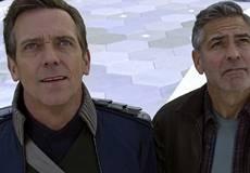 Хью Лори снимется в сериале Джорджа Клуни