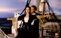 Кадр Титаник