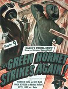 The Green Hornet Strikes Again!