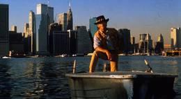 "Кадр из фильма ""Крокодил Данди 2"" - 2"