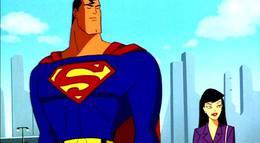 """Кадр из фильма """"Бэтмен и Супермен"""" - 1"""