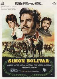 Постер Симон Боливар