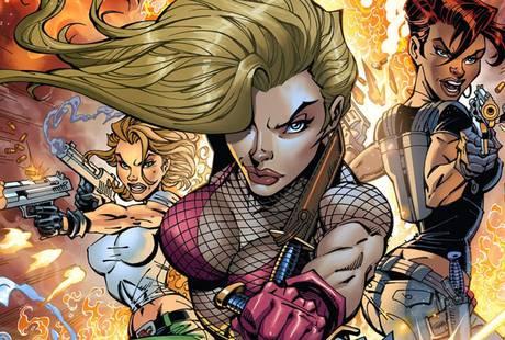 Режиссер «Пипца 2» экранизирует комикс «Опасная девушка»