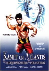 Постер Il conquistatore di Atlantide