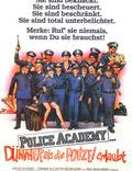 """Постер из фильма """"Полицейская академия"""" - 1"""