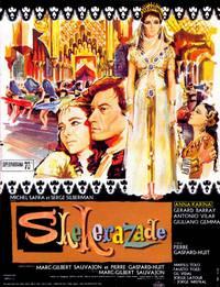 Постер Шехерезада