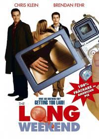 Постер Длинный уик-энд