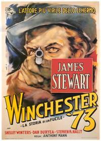 Постер Винчестер 73