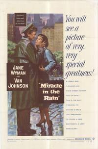 Постер Чудо в дождь