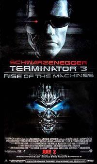 Постер Терминатор 3: Восстание машин