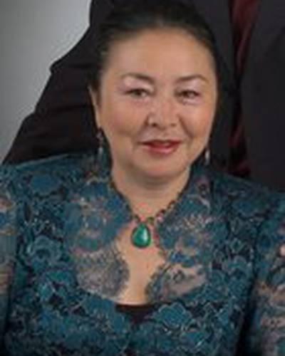 Меруерт Утекешева фото