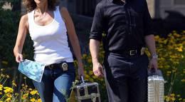 """Кадр из фильма """"CSI: Место преступления Нью-Йорк"""" - 2"""