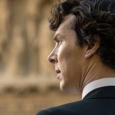 "Кадр из фильма ""Шерлок"" - 8"