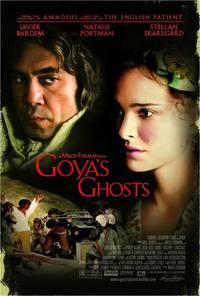 Постер Призраки Гойи