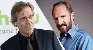 Хью Лори и Рэйф Файнс снимутся в комедии «Холмс и Ватсон»
