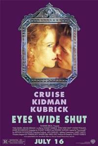 Постер С широко закрытыми глазами