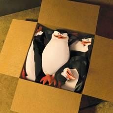 "Кадр из фильма ""Пингвины Мадагаскара"" - 7"