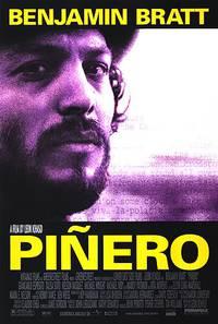 Постер Пинеро