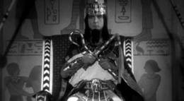 "Кадр из фильма ""Рука мумии"" - 2"