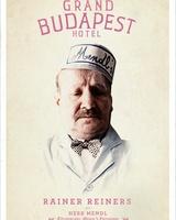 """Постер из фильма """"Отель «Гранд Будапешт»"""" - 8"""