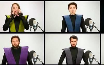 Коубы недели: рецензия на «Мстителей», Шерлок и скайп