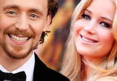 Дженнифер Лоуренс и Том Хиддлстон – самые сексуальные кинозвезды