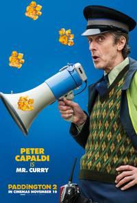 Постер Приключения Паддингтона 2