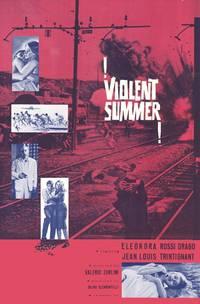 Постер Безжалостное лето
