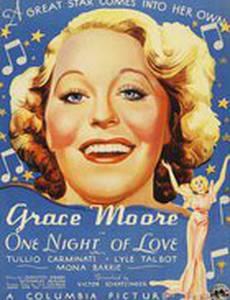 Одна ночь любви