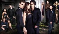 Постер Дневники вампира