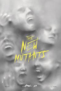 Постер Люди Икс: Новые мутанты