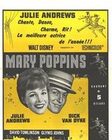 """Постер из фильма """"Мэри Поппинс"""" - 2"""