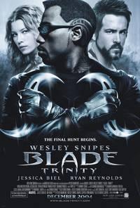 Постер Блэйд 3: Троица