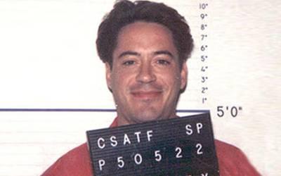 7 голливудских звезд, которые сидели в тюрьме