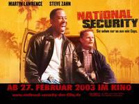 Постер Национальная безопасность