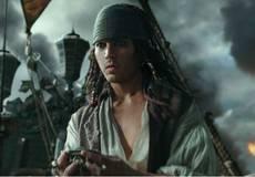 В новых «Пиратах Карибского моря» омолодили Джека Воробья