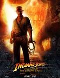 """Постер из фильма """"Индиана Джонс и Королевство хрустального черепа"""" - 1"""