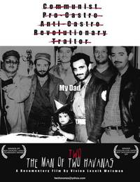 Постер Man of Two Havanas