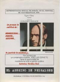 Постер El asesino de Pedralbes